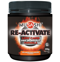 Musashi Re-Activate