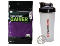 Optimum Nutrition Pro Complex Gainer 10lbs & Free Shaker
